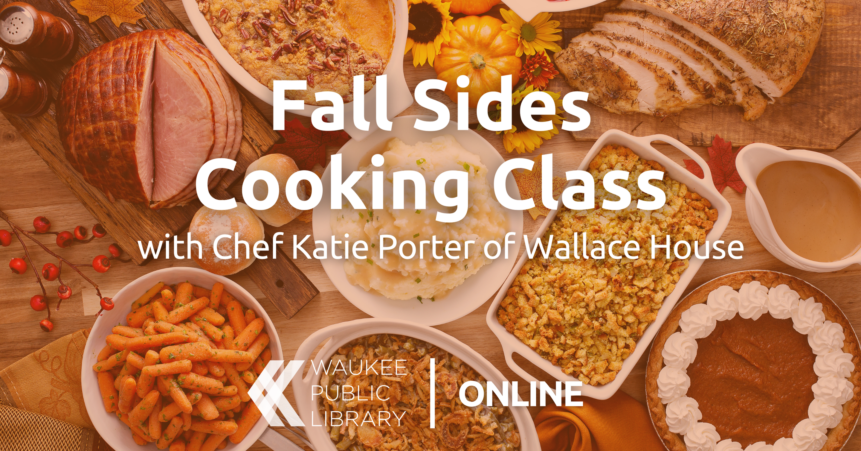 Fall Sides Cooking Class