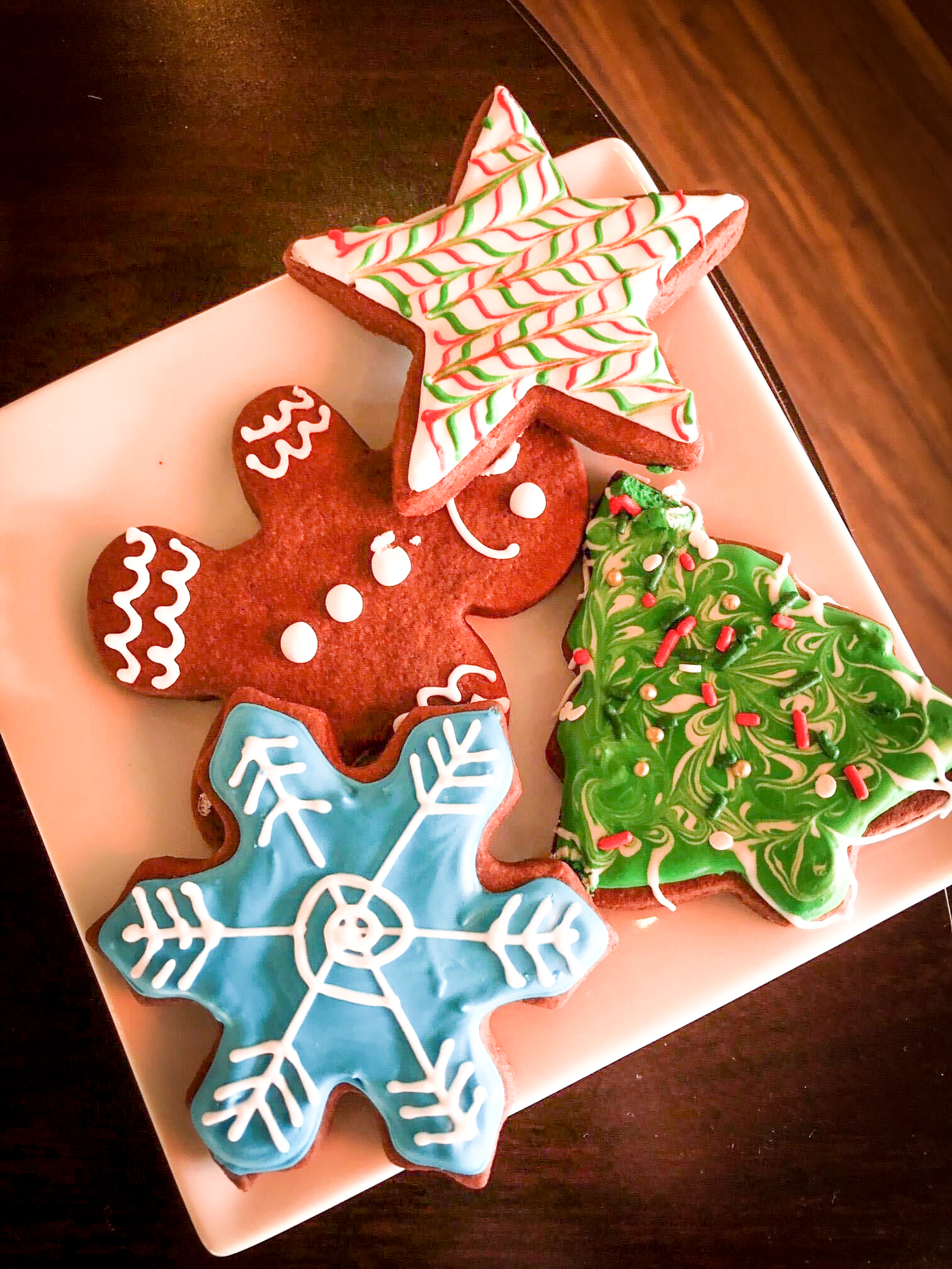 Gingerbread Cookie Decorating Class