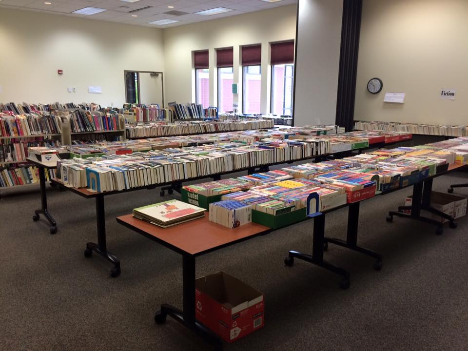 WPLFF Spring Members Only Book Sale