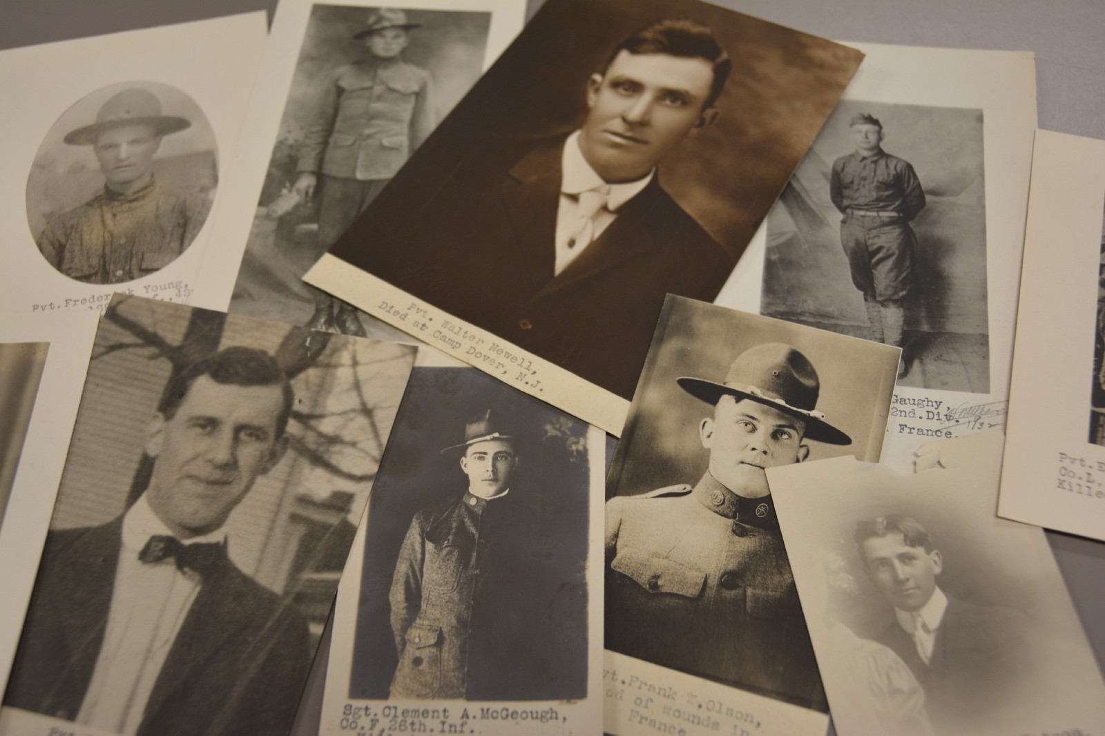 Local History Series: A Salute to Dallas County Veterans