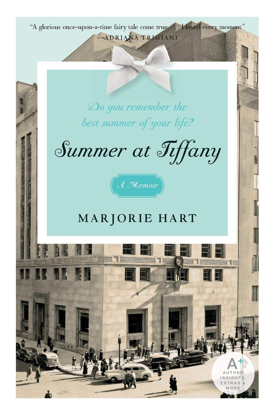 Afternoon Book Club: Summer at Tiffany