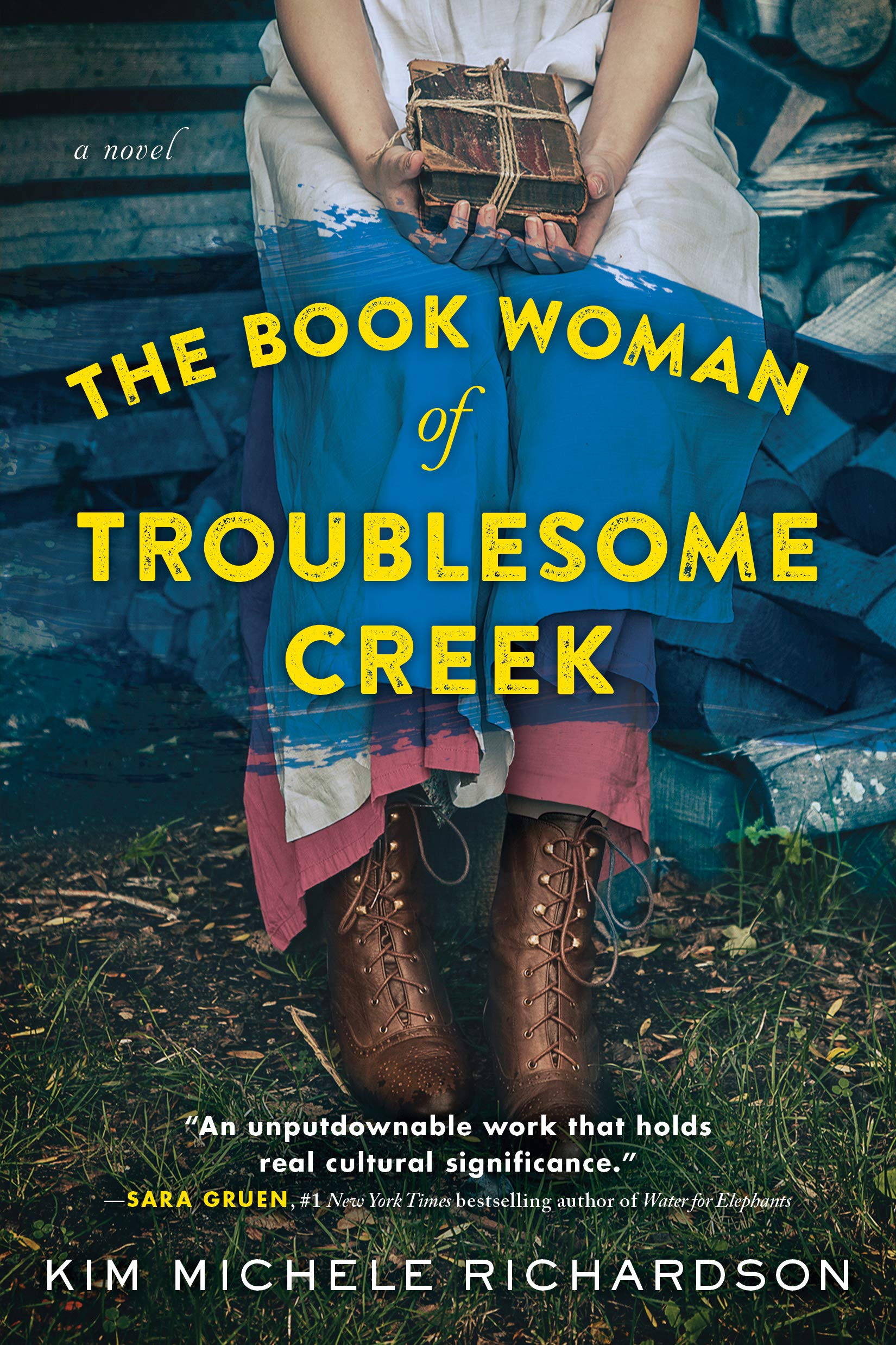Introvert Book Club: The Book Woman of Troublesome Creek