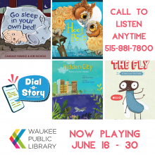 Image of Dial a Story June 16 to 30