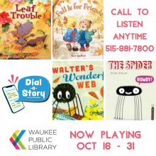 Dial a Story Oct 2 2021